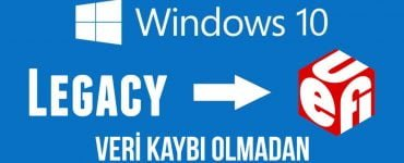 Windows 10 Legacy Uefi